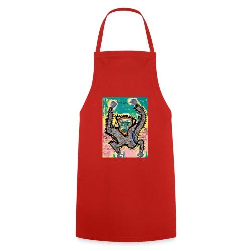 the monkey - Grembiule da cucina