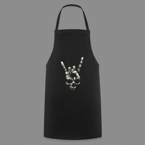 Mano Skull - Delantal de cocina