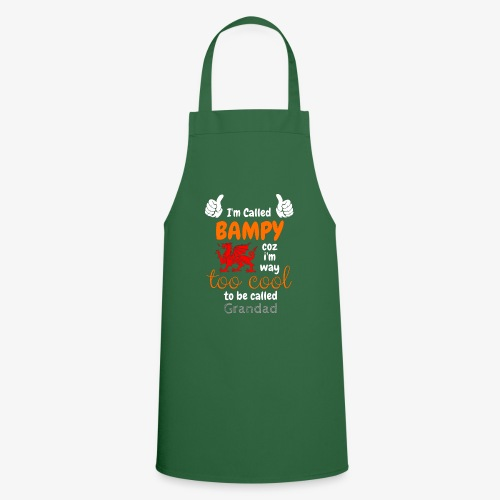 I'm Called BAMPY - Cool Range - Cooking Apron