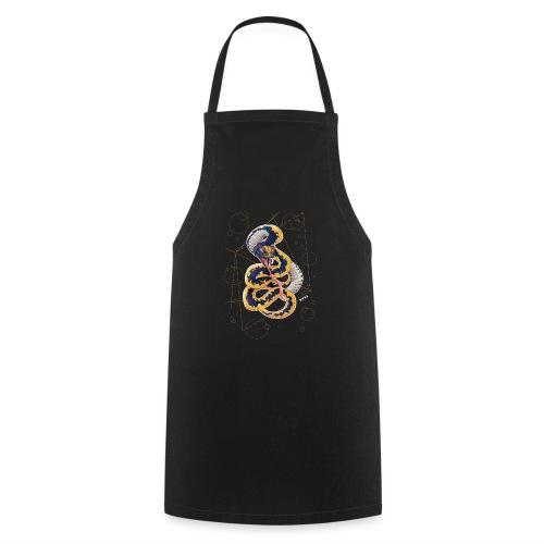 Serpiente Divina - Delantal de cocina