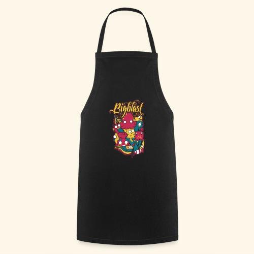 Bigblast - Delantal de cocina