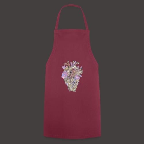 Le Coeur de Cristal Couleur - Tablier de cuisine