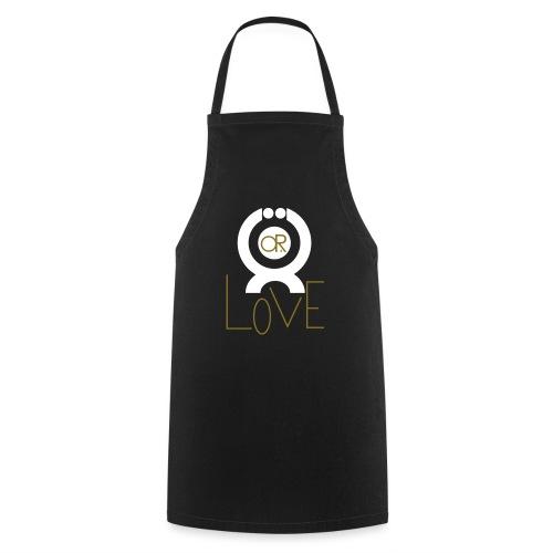 O.ne R.eligion O.R Love - Tablier de cuisine