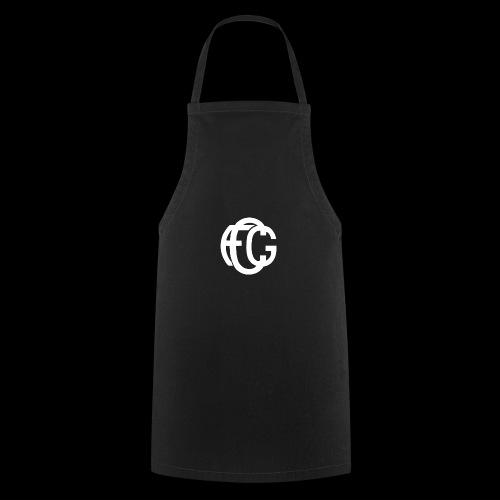 FCG Schriftzug - Kochschürze