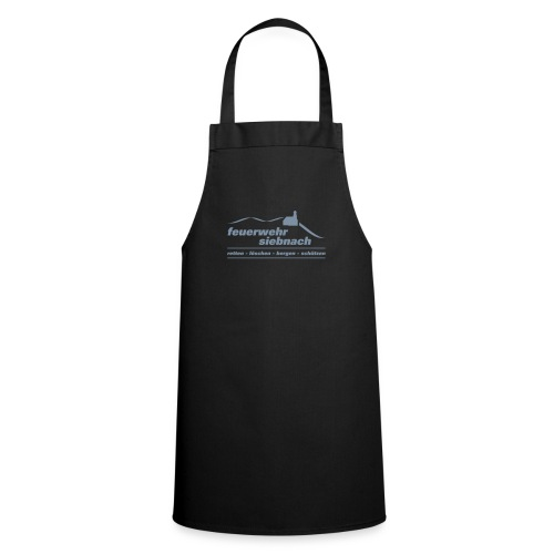 Rücken 190mm Slogan 2 - Kochschürze