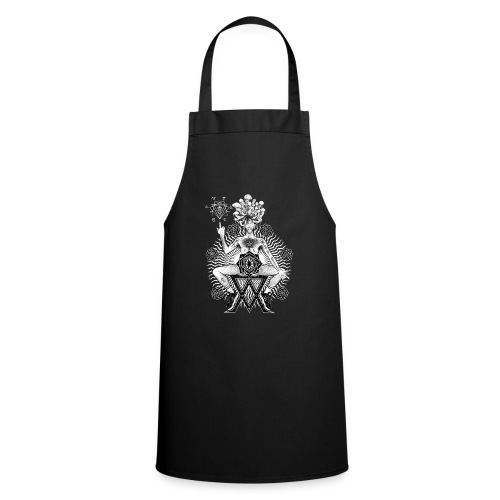 Inversion of the V. Δ. - Cooking Apron