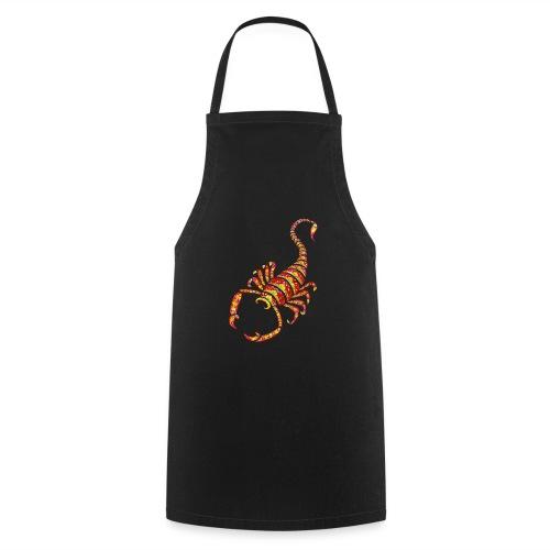 Diego le scorpion - Tablier de cuisine