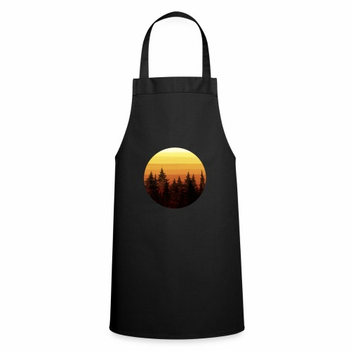 sunset - Tablier de cuisine