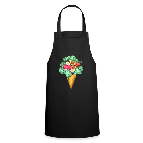 Ice Cream Salad - Cooking Apron