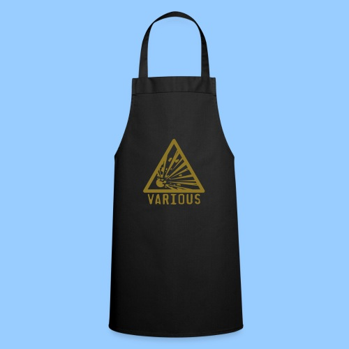 VariousExplosions Triangle (1colour) - Cooking Apron