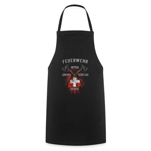 Retten Löschen Bergen Schützen - Kochschürze