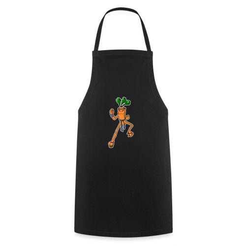 KarateKarotteSansTexte - Tablier de cuisine