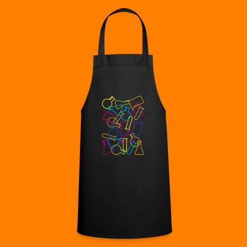 Large Laboratory Glassware - Cooking Apron