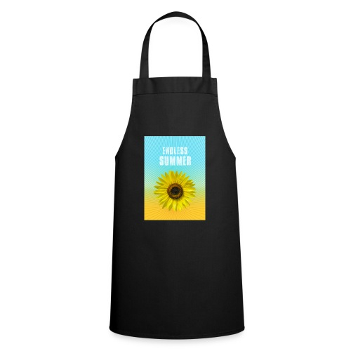 sunflower endless summer Sonnenblume Sommer - Cooking Apron