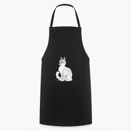Punky the cat - Tablier de cuisine