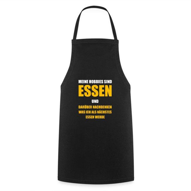Hobby Essen Speisen Koch Shirt Geschenk