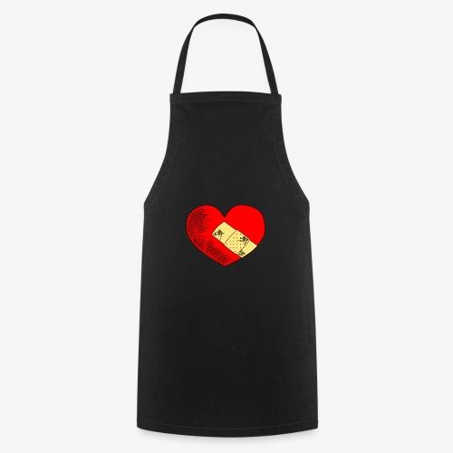 Herzschmerz - Kochschürze