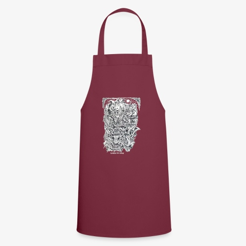 Witches And Devils - Cooking Apron