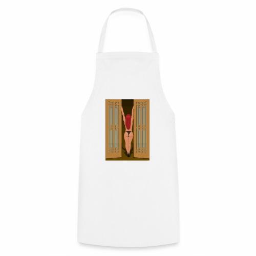 Frau - Kochschürze
