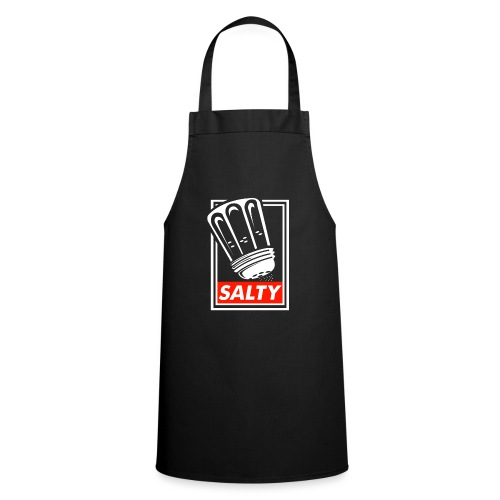 Salty white - Cooking Apron