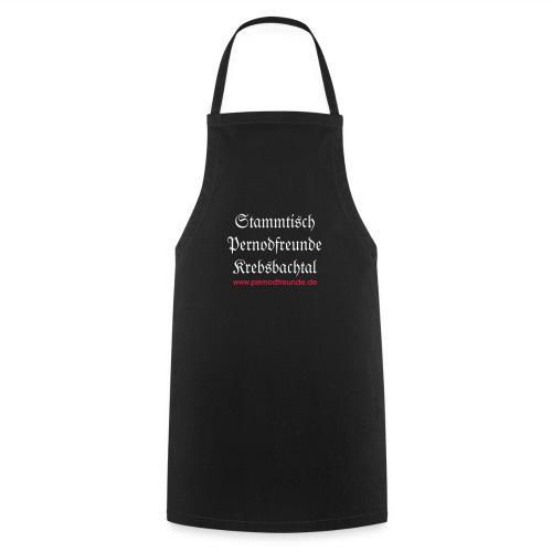 schriftzug - Kochschürze