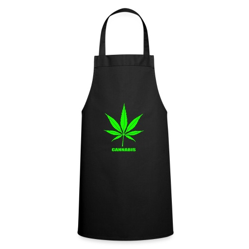 cannabis, cannabis community, amsterdam, art, love - Cooking Apron