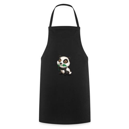 Panda - Fartuch kuchenny