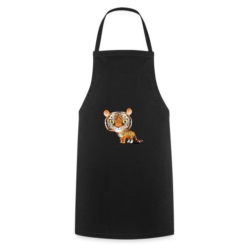 Tygrys - Fartuch kuchenny