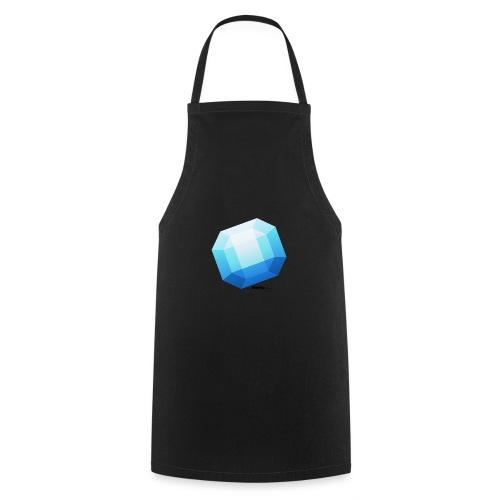 Saphir - Kochschürze