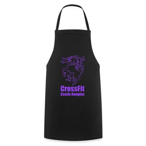 Purple Logo - Cooking Apron