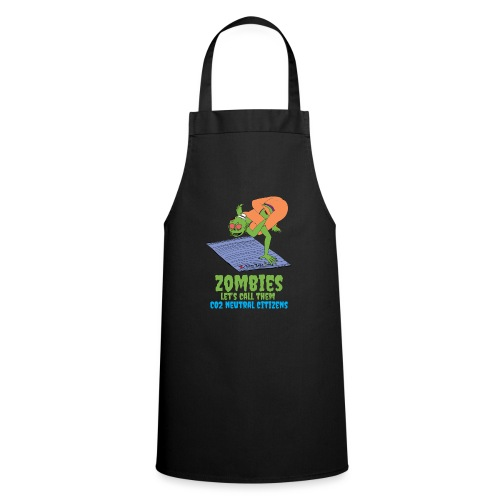 CO2 Neutral - Cooking Apron