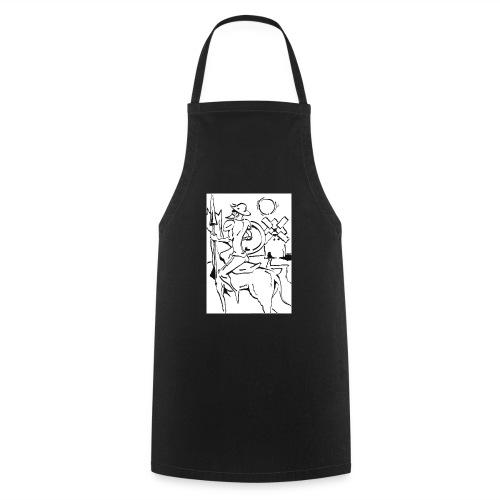 Quijote - Delantal de cocina