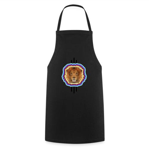 brave lion png - Kochschürze
