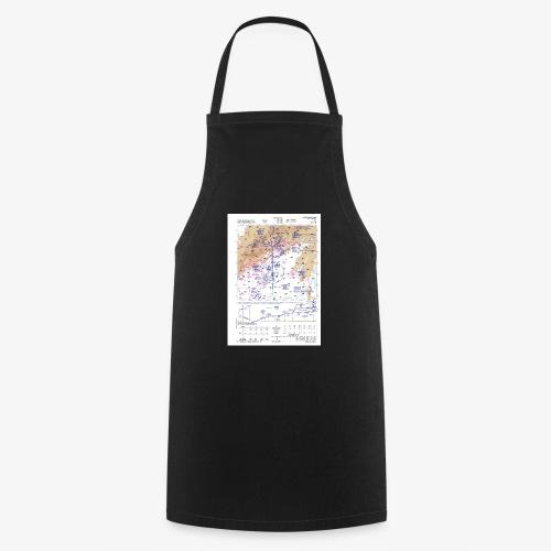 LEMD ILS - Delantal de cocina