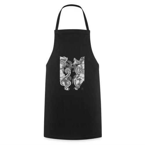Bliss Yagami Grey - Tablier de cuisine