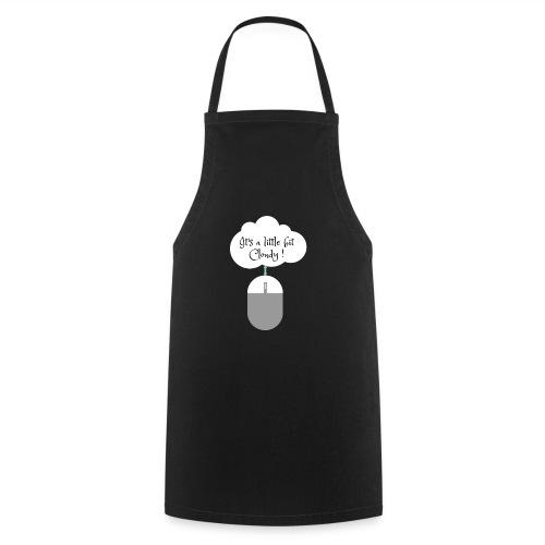 It's Cloudy - Tablier de cuisine
