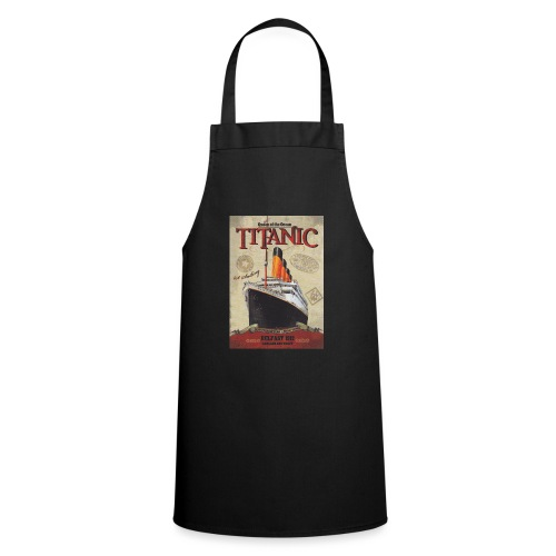Over the seas - Cooking Apron