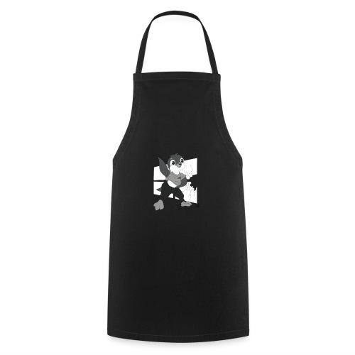 Le pingouin de Nice - Tablier de cuisine