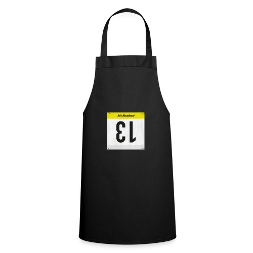 Race Number 13 - Cooking Apron