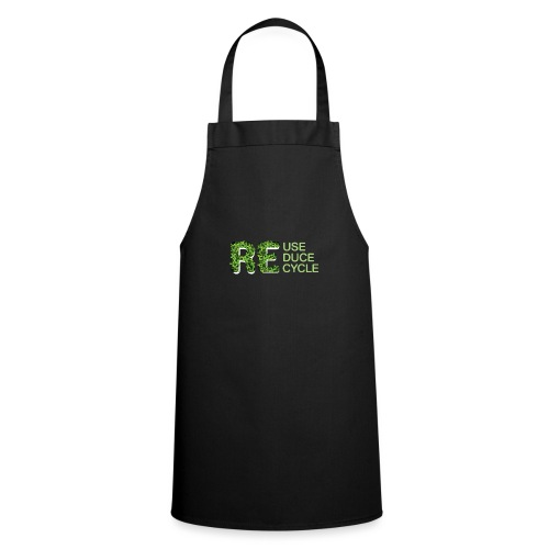 REuse REduce REcycle - Grembiule da cucina