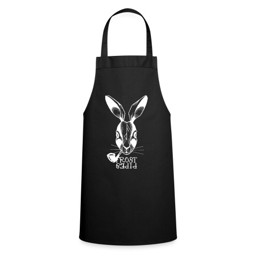 Frost Pipes White Bunny - Cooking Apron
