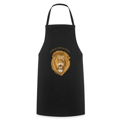 lion zion - Tablier de cuisine