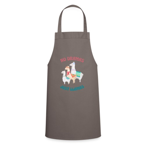 No Dramas Just Llamas - Cooking Apron