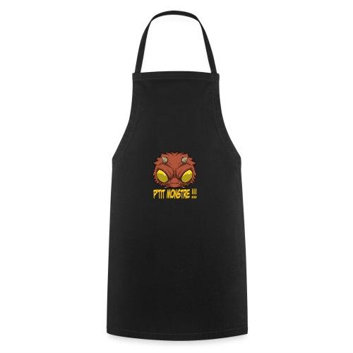 P'tit Monstre - Tablier de cuisine