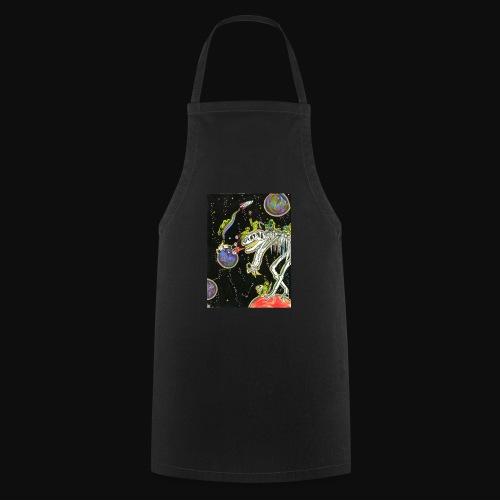Destruction d'astéroïde - Tablier de cuisine