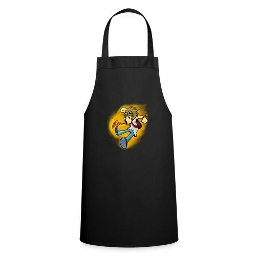 BOOM T-Shirt - Cooking Apron