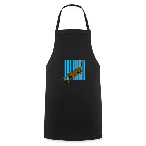 Chat griffes - Tablier de cuisine