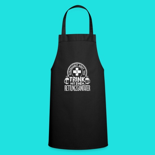 Sanitäter - Kochschürze