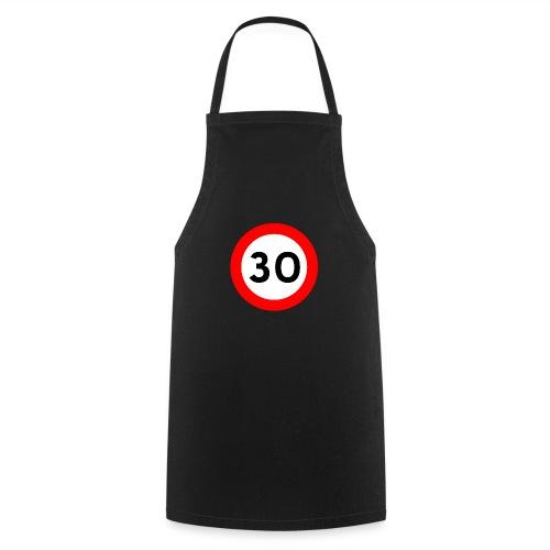 30 bord png - Keukenschort