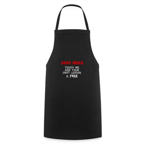 Krav Maga Lesson Free Femme - Tablier de cuisine